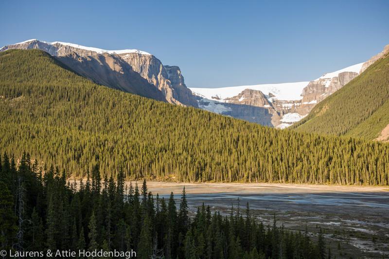 Stutfield Glacier, Columbia Icefield, Jasper NP, Alberta, CA