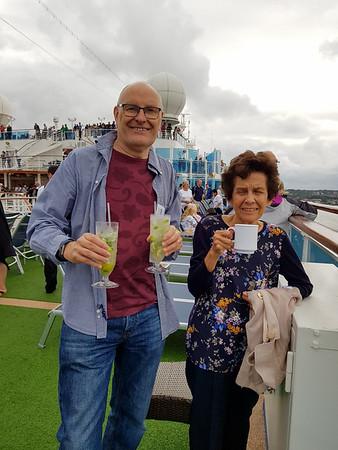 0811 Southampton and Ship