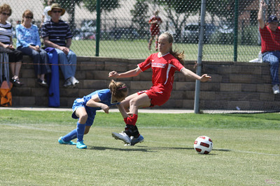 Dallas International Girls Cup - Sting 98-Harr-v-Tulsa Blitz (4/7/2012)