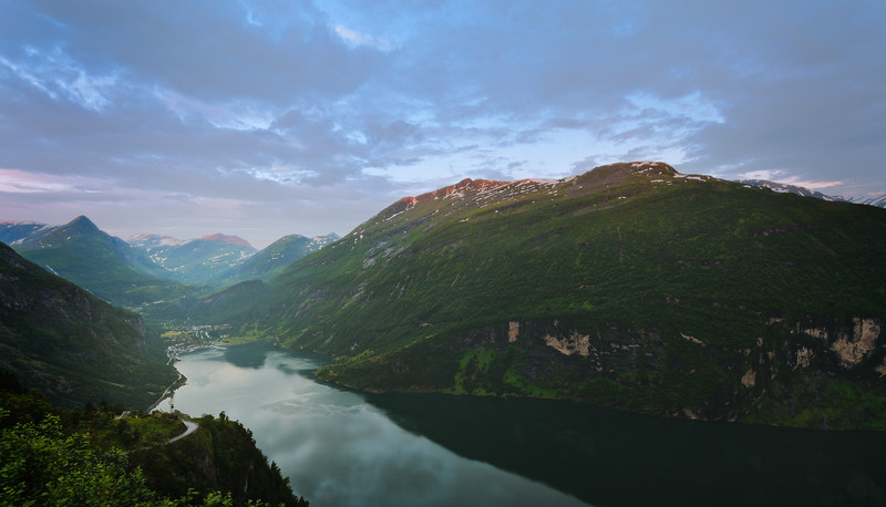 Fantastical Geirangerfjord
