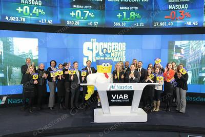 Viacom SpongeBob Movie