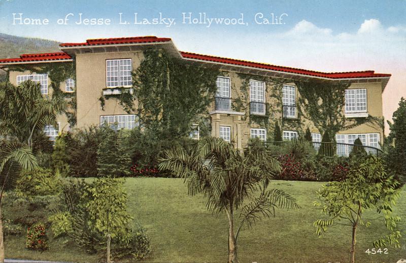 Home of Jesse L. Laskey
