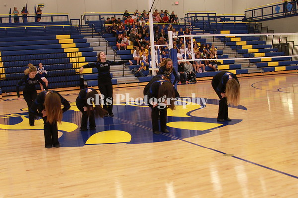 CHS Homecoming Assembly & Parade