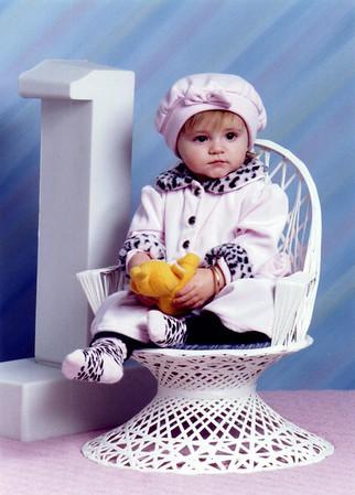 Sydney's First Birthday (2 - 9 Jan 1999)