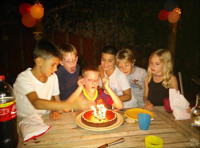 2014-09 Anniversaire Mateo 8 ans