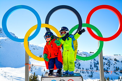 Families Who Ski...