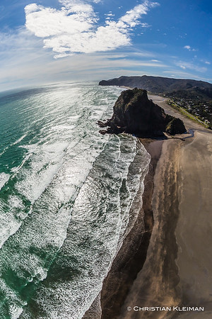 Aerial Photographer - New Zealand