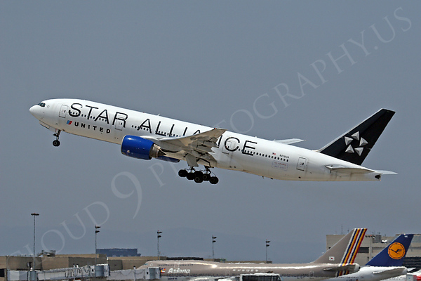 """STAR ALLIANCE"" Airliner Pictures"