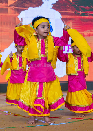 10_Punjabi Dance by Nursery