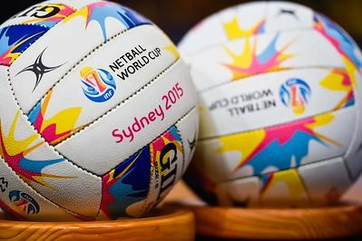 2015 Netball World Cup Sydney