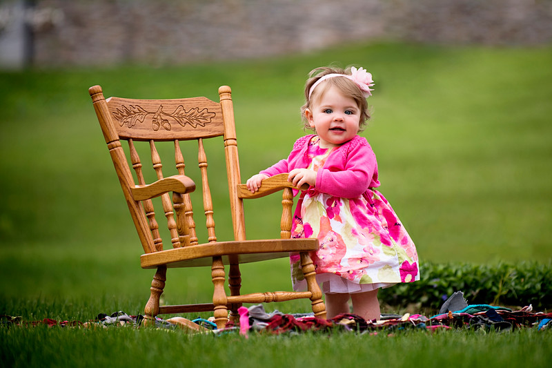 Williamsport Child Photographer : 4/30/17 Quinn at 1 Year