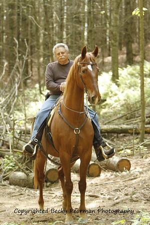 Iron Mountain Horse Camp-5-23-15