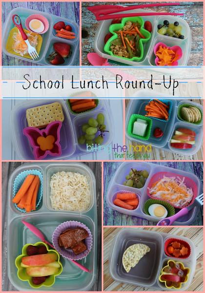 School Lunch Round-Up