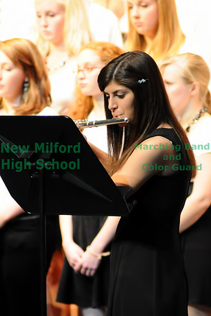 NMHS Wind Ensemble Concert, October 28, 2010