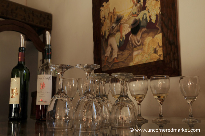 Wine Tasting at Nanni's Winery - Cafayate, Argentina