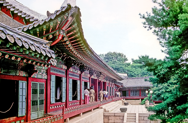 Korea Trip 1976/1977 - (Updated 03/02/2021)