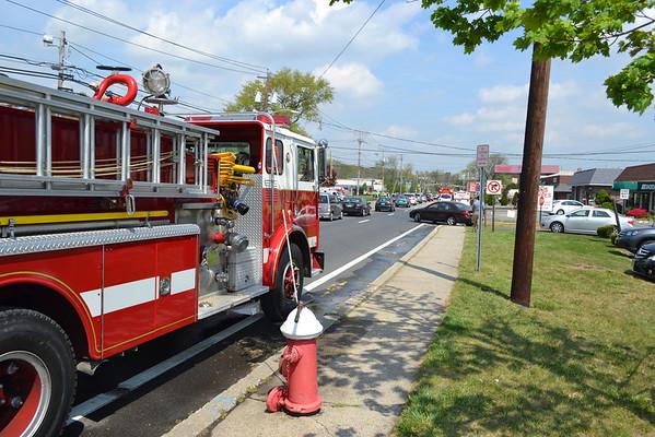 Northvale, NJ - April 21, 2012