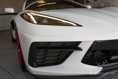 Kevin Shaffer Corvette