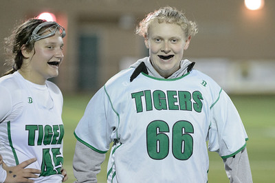 Tigard High School Girls Varsity Lacrosse vs Cleveland