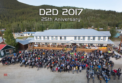 2017 Dust to Dawson Official Group Photos