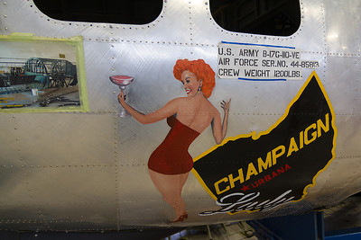 Champaign Aviation Museum 2014