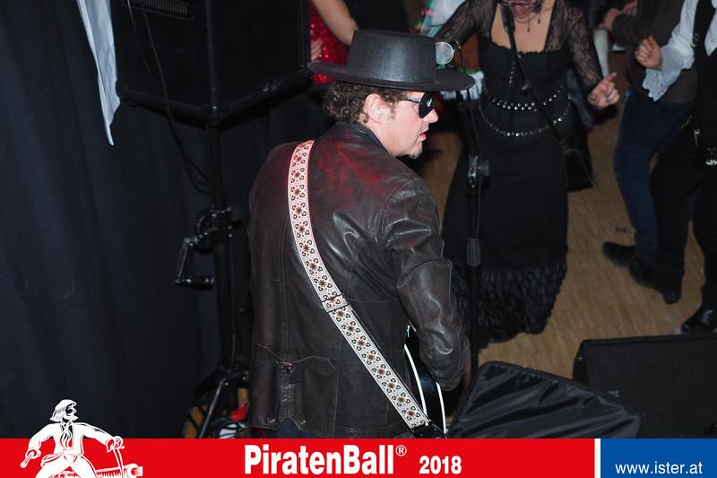 Piratenball 2018