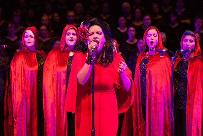 Seattle Women's Chorus - Hallows in Cathedral 2015/10/22