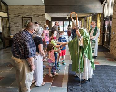 St. Jeanne Jugan Parish - Enfield - 2021.06.13