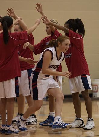 Girls Basketball 09 - 10