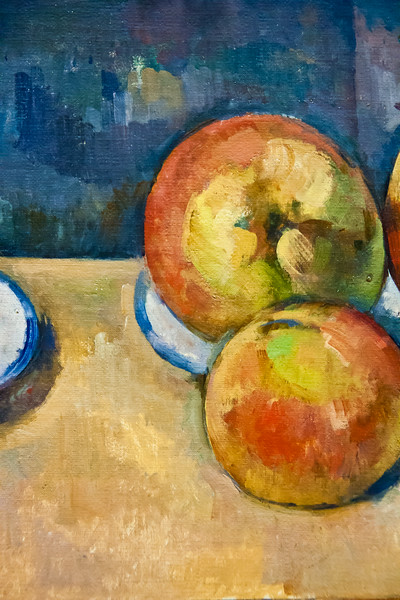 Still Life with Apples and Pears; Paul Cezanne; 1891