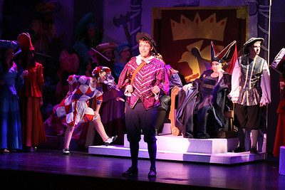 2009-04-29 Once Upon A Mattress