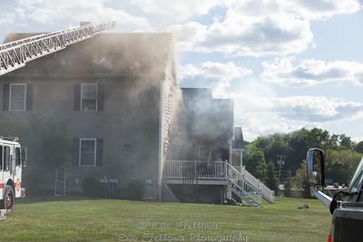 2 Alarm Structure Fire - Carousel Ln, Lunenburg, MA - 5/30/2020