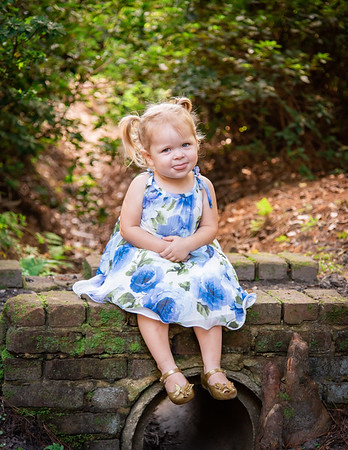 Kynlee K is Two!