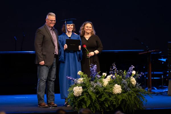Sophia - HS  Graduation