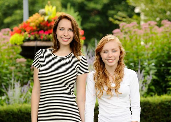 Hannah & Maddie Senior Photos