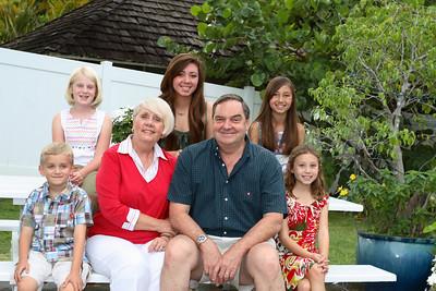 """Skip""  Morgan Family"