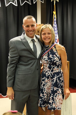 Lyndsey 6th Grade Promotion