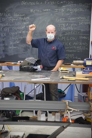 Metal Fabrication with Matt Burney