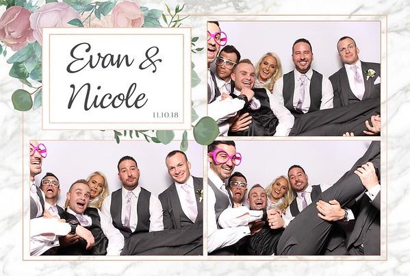Evan & Nicole Wedding