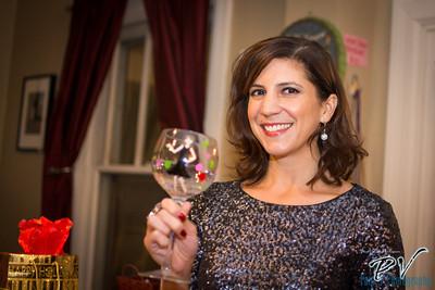 SaraBozich.com Holiday Party 2013