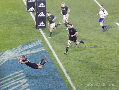Sept 12 - Rugby - All Blacks v Sth Africa
