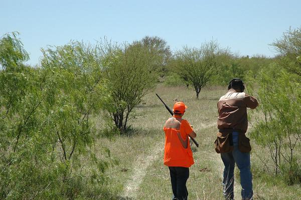 2013 Quail Hunt