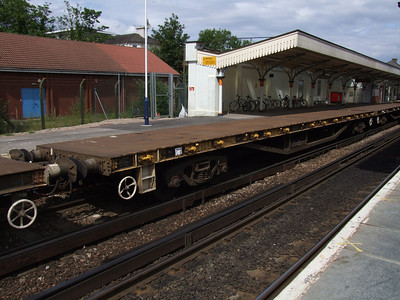 YSA 'Salmon' - Bogie Rail Wagon (Borail)