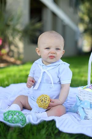 Baby Noah - Easter