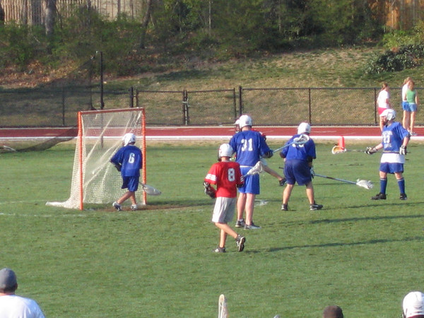 1st Lacrosse Game