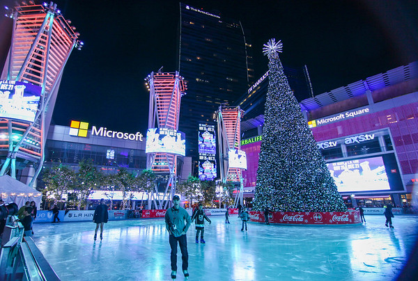 LA Kings Holiday Ice 2017