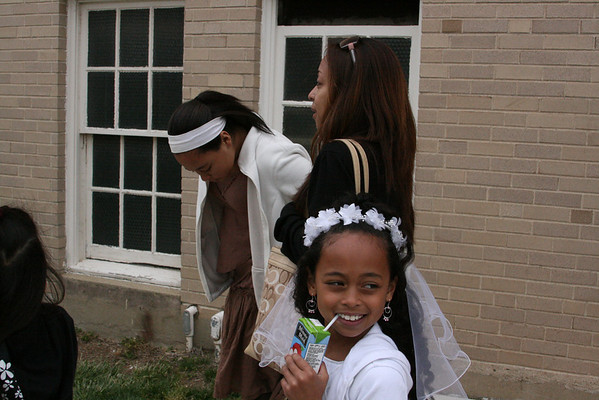 Julianna's 1st Communion