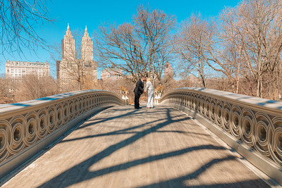 Wedding At Central Park