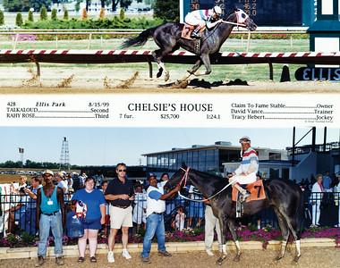 CHELSIE'S HOUSE - 8/15/1999