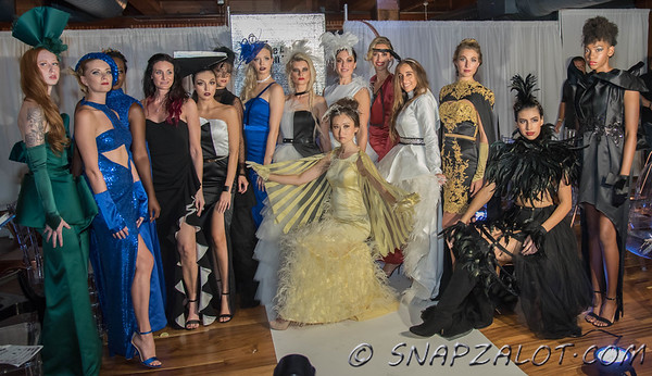 St. Pete Art & Fashion Week Runway Show - 09/15/18.